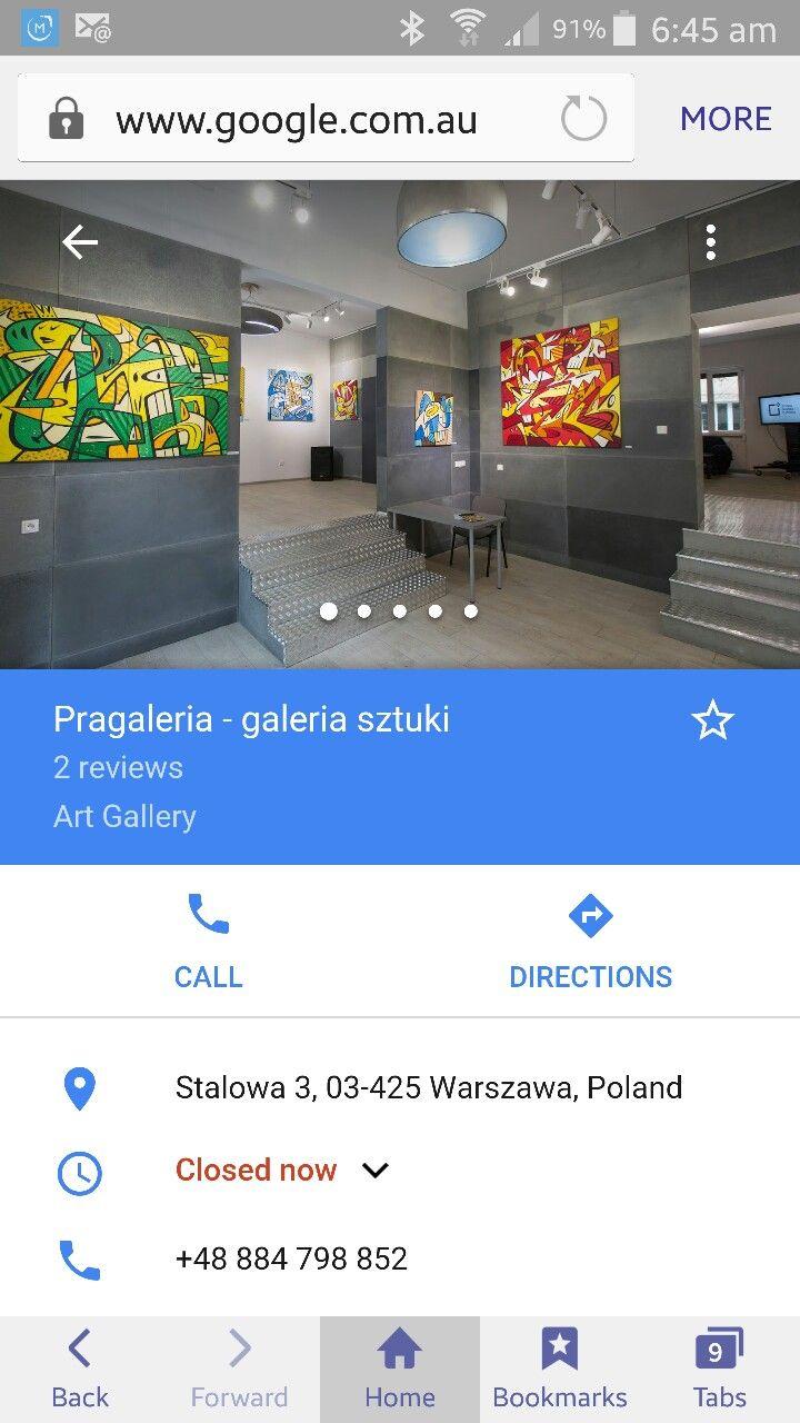 Pragaleria Wwa Stalowa