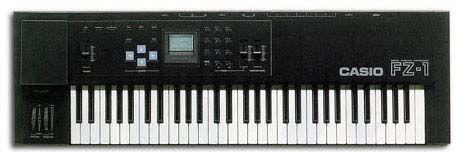Casio FZ-1 Image