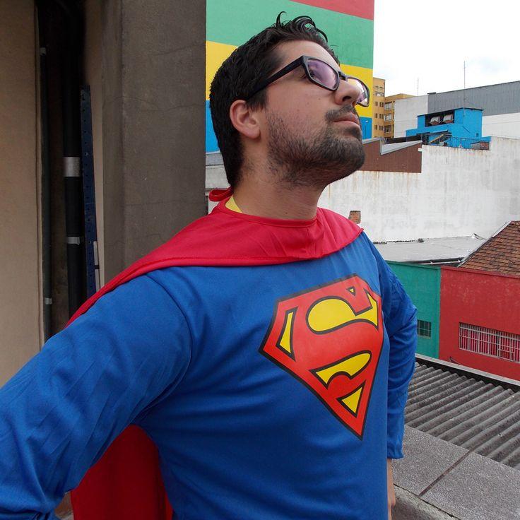Super Homem Fantasia