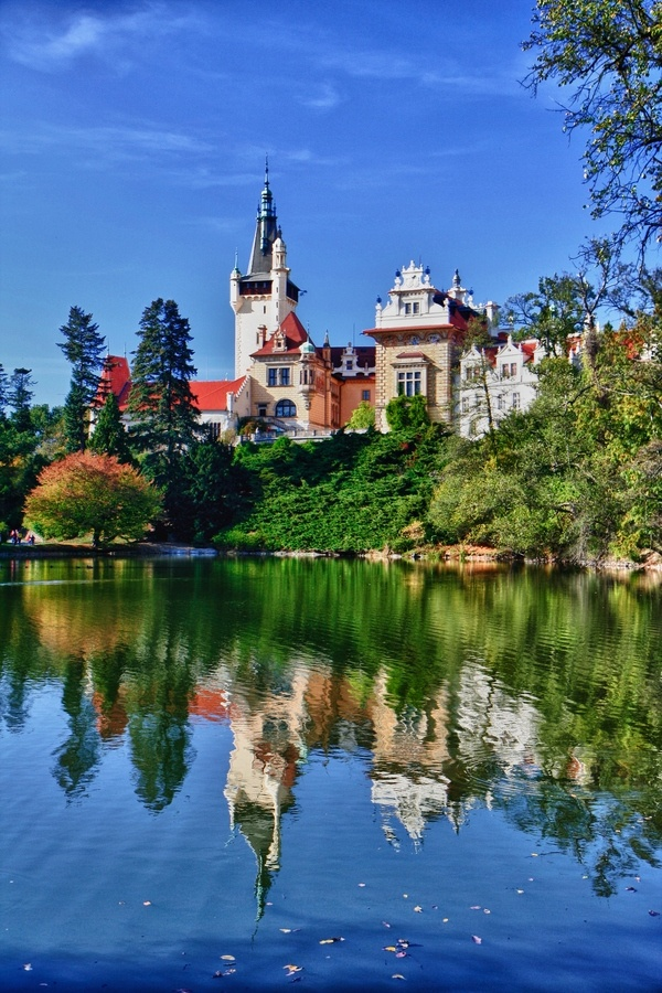 Konopiště Château - Czech Republic