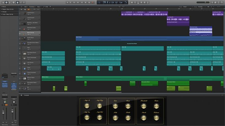 Review: Logic Pro X loses none of its power, gains great new features   Macworld