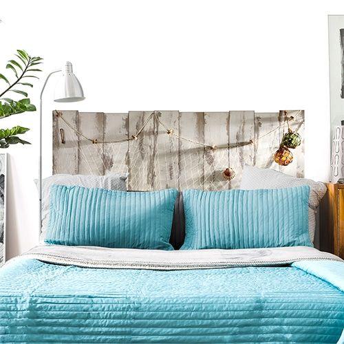 Tête de lit bord de mer décoration marine style marin tête de lit