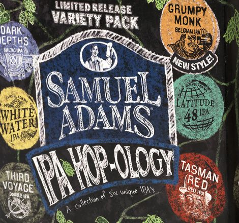 Sam Adams IPA Hop-ology: Athletic Couple, Sam Adam, Hey Baby