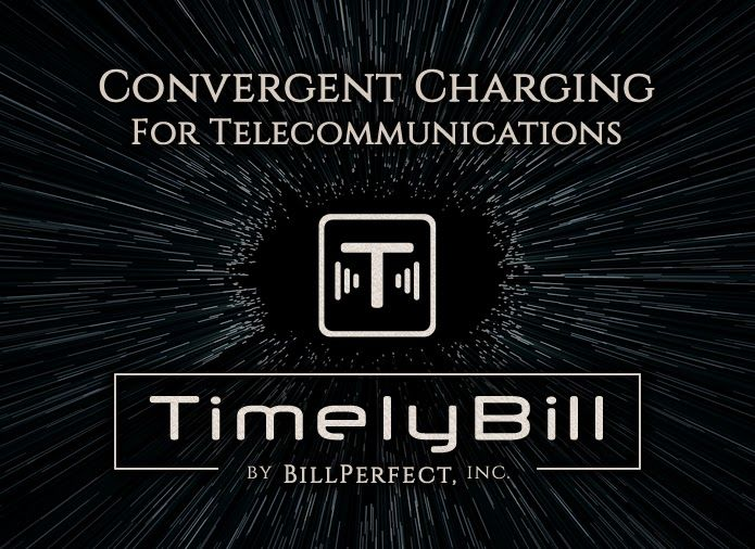 TimelyBill is a convergent charging and billing solution for the telecommunications industry.  Our software enables the common management of all users and services for operators.