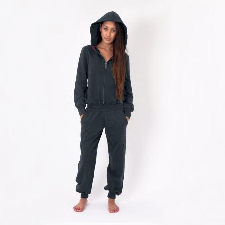 La Ninna Nanna Moochsuit – Charcoal from Onesie Moochsuits - R499 (Save 23%)