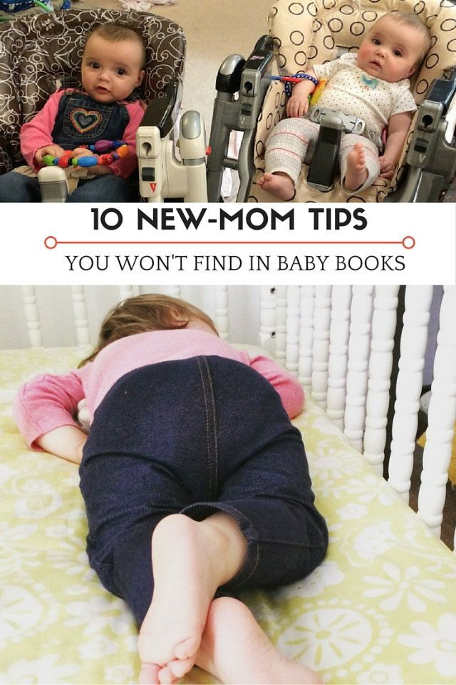 Great tips for new-mom.