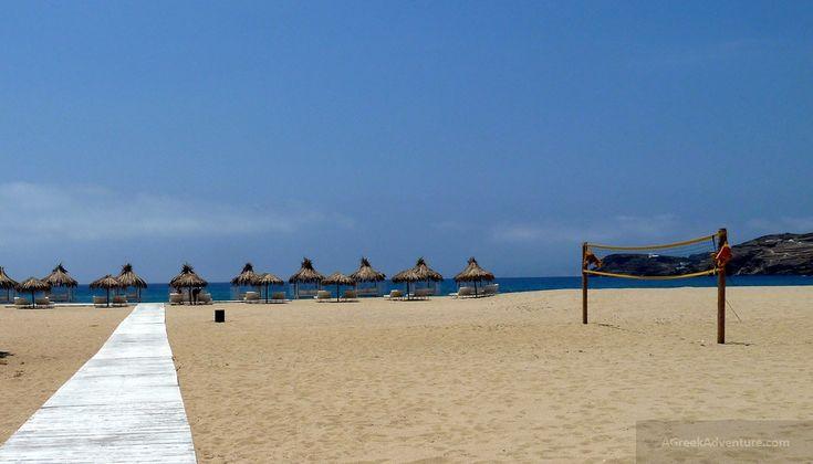Ios Greece, Mylopotas Beach