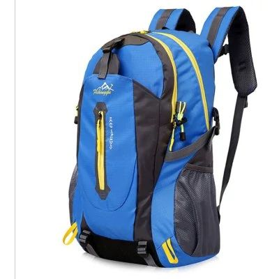 FengTu 40L - $13.99 🔥 17% OFF Hiking Backpacks Soft Pack Climbing Outdoor Bags for Men And Women Sports Bag Camping BLUE    #Fengtu, #Backpack, #gearbest, #рюкзак, #Bag  9754