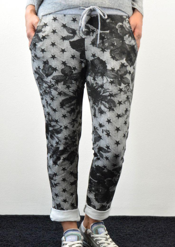 Παντελόνι Φόρμα Αστέρια | Shop online: www.musitsa.com