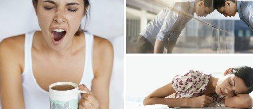 Gähn! 7 Gründe, warum wir ständig müde sind