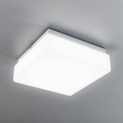 Luminária de sobrepor, teto e parede MAX de vidro