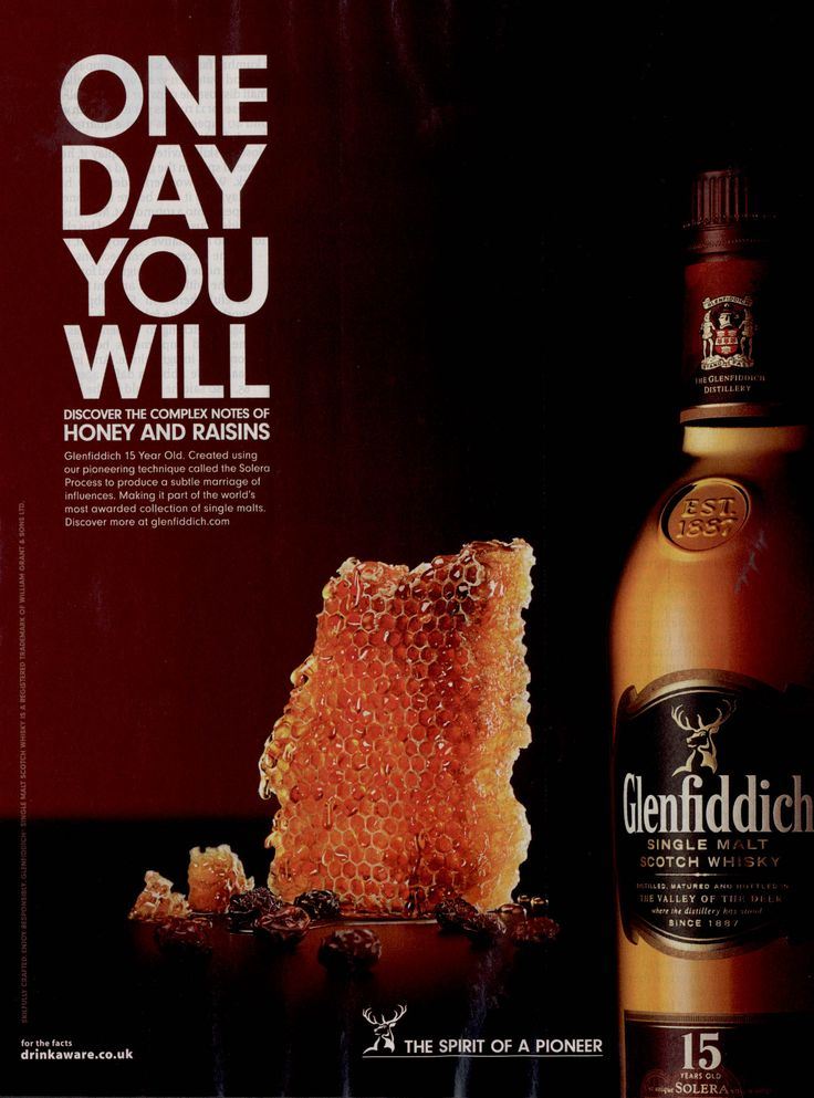 Pin on Whisky Ads