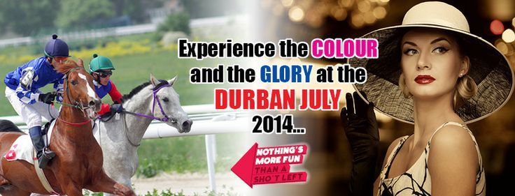 Durban July Special - Ref: 38772 2 Night self-drive packages start from R2 113pp. Fly-in packages start from R5 377pp ex JNB. FLY-IN PACKAGE INCLUDES: Return flights to Durban * Airline levy * 2 Days Avis car rental with 200km free daily * 2 Nights stay at the Three Cities Riverside Hotel & Spa with breakfast daily * Entrance to The Durban July (05 July) and Park & Ride Ticket. Valid for SA Residents. Valid for set departure: 04 Jul'14. Ref: 38772 T's and C's apply.