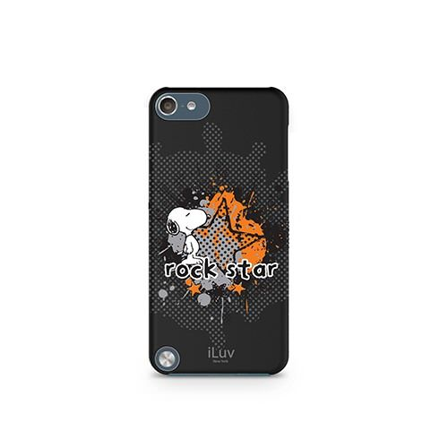 Rock Star Snoopy Character Series Hardshell Case for iPod Touch