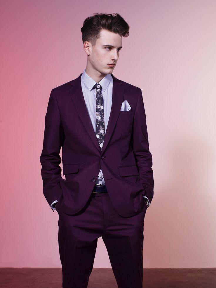 ASOS Spring Tailoring: Jourdan Copeland + Ted Le Sueur Don Smart ...