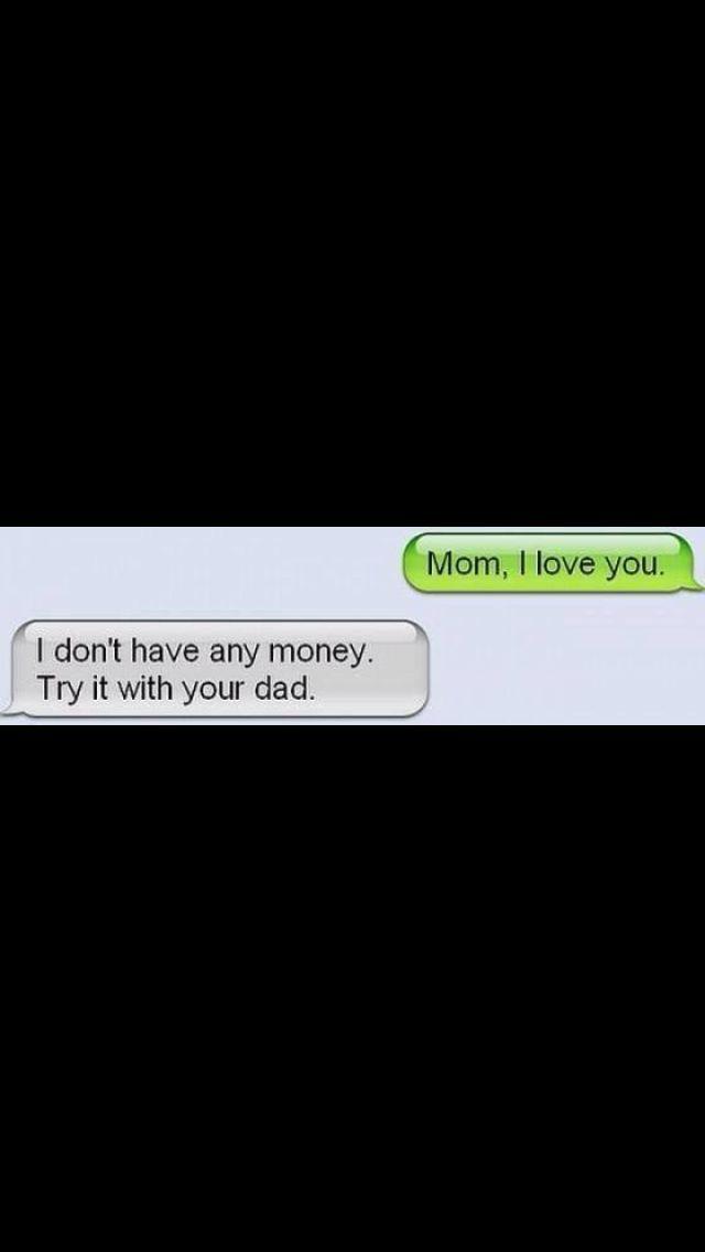Mums always know