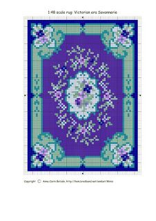 Freya in the country of thumbnails: Mini cross stitch patterns