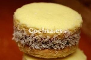Alfajores de Maicena receta argentina