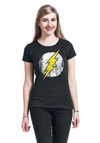 """Maglietta donna """"Logo"""" di The Flash."""