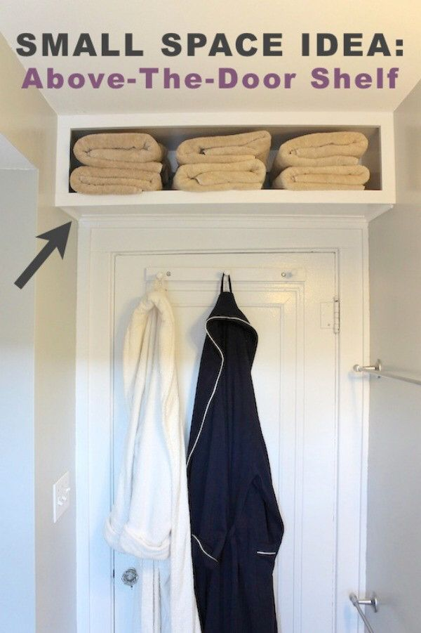 Lake house bathroom towel storage                                                                                                                                                     More
