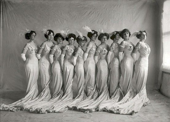Belles of the Ball Washington, D.C., circa 1910