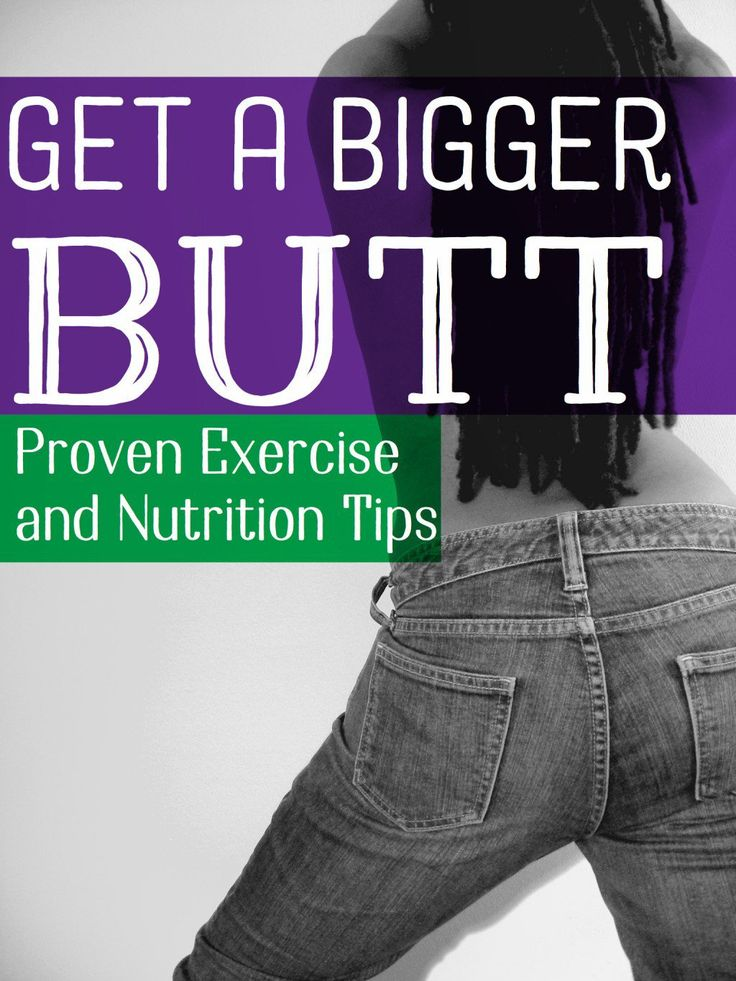 Bigger Butt Exercises: How to get a Round Butt Guaranteed
