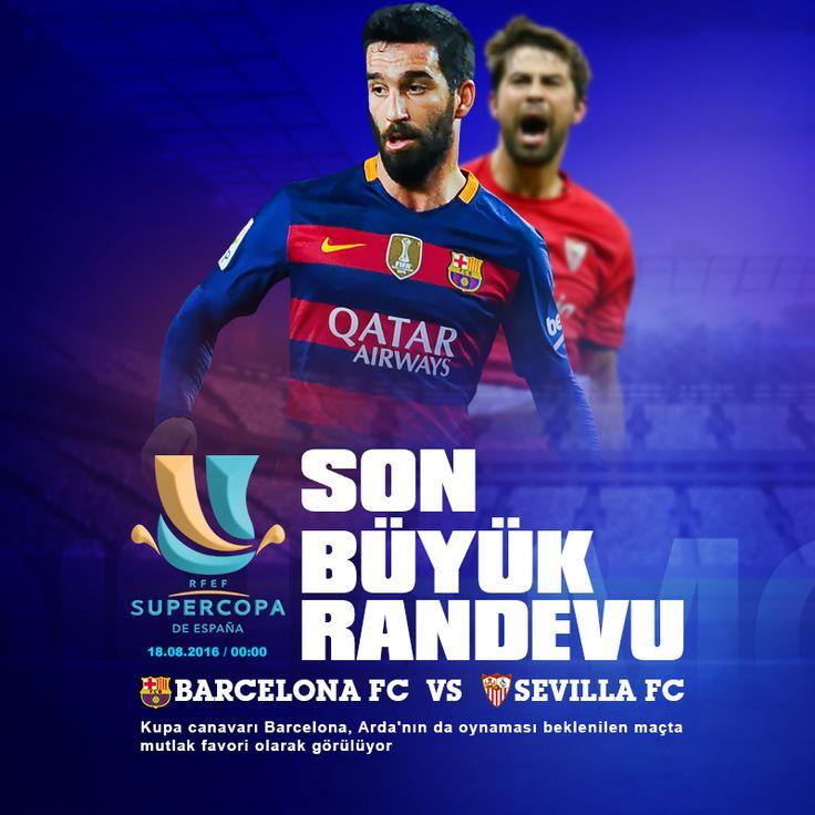 İspanya Süper Kupası sahibini buluyor! İlk maçı 2-0 kazanan Barcelona, Sevilla karşısında büyük avantajla sahaya çıkıyor. EN YÜKSEK ORANLAR DİNAMOBET'TE... https://www.dinamobet4.com/tr/sports#/