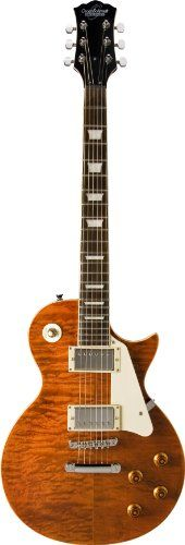 Oscar Schmidt OE20QTE 6-String Solid-Body Electric Guitar, Quilt Tiger Eye $ 194.99 Electric Guitars Product Features Classic single cutaway style, Mahogany body, Maple set neck, Rosewood fingerboard. Tune-o-matic bridge with stop tailpiece, 2 Volume & 2 tone controls. 3-way pickup selector, Chrome die cast tuners. Lifetime warranty. .. http://www.guitarhomes.com/oscar-schmidt-oe20qte-6-string-solid-body-electric-guitar-quilt-tiger-eye-12/