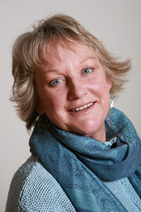 Author Judith Barrow...my friend
