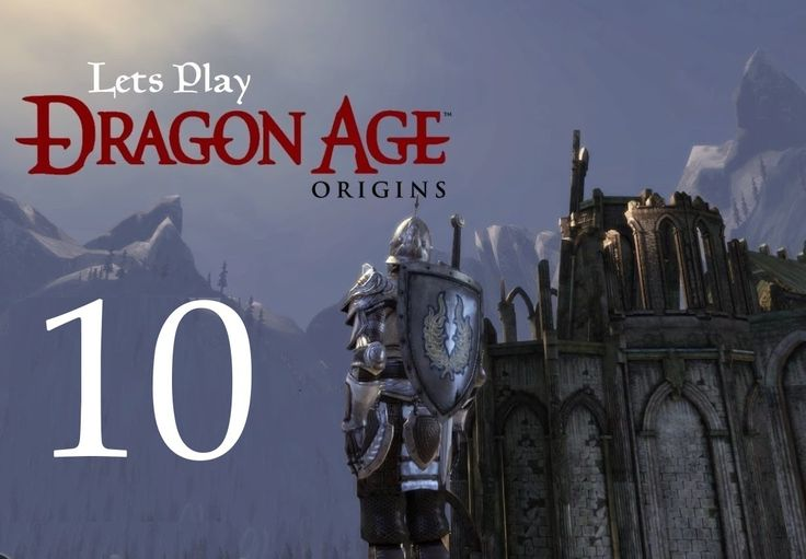 Let's Play DRAGON AGE: Origins Ultimate Edition -Modded- Part 10 - Shale http://youtu.be/Ypa2GSbznlU