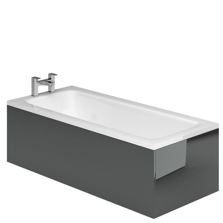 Polly Gloss Front Wooden Bath Panel   1700   1800mm. Best 25  Bath panel ideas on Pinterest   Tiled bath panel  Wooden