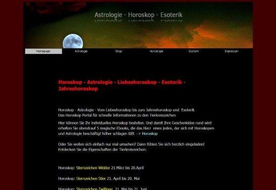 Horoskop online kaufen