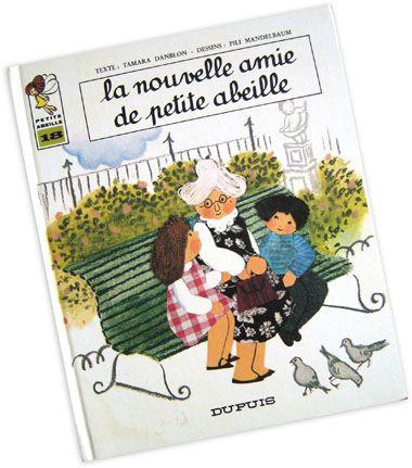 Petite Abeille - Livre de mon enfance (1)