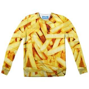 French Fries Youth Sweater