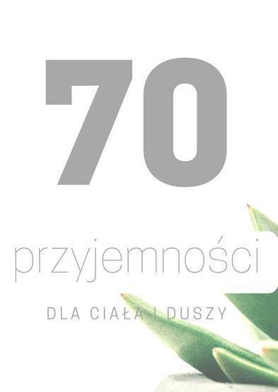 70 przyjemności dla ciała i duszy | chillife.pl    #slowlife #selfcare #loveyourself