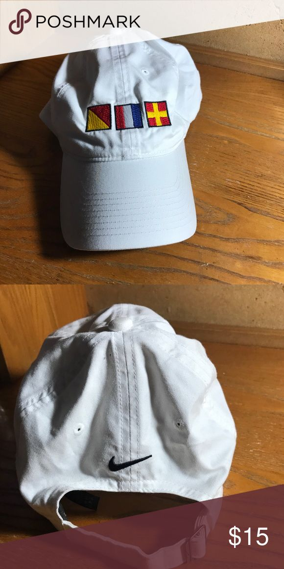 Nike golf Dad hat Vintage Nike Golf Hat ‼️ Size: Adjustable Price: 15$ plus shipping Condition: 6/10 ✔️🏌️ Nike Accessories Hats