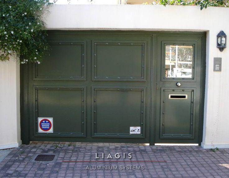 Αυλόπορτες - Metal Door