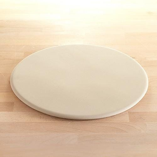 how to clean pampered chef pizza stone