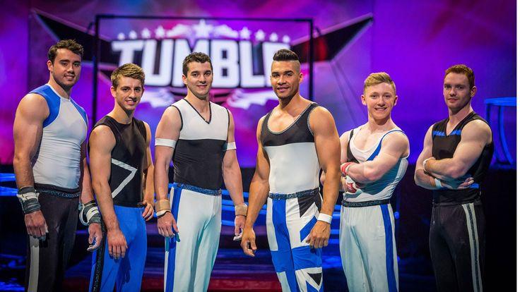Louis Smith & Team GB Performance to 'Runaway Baby' - Tumble: Episode 1 ...
