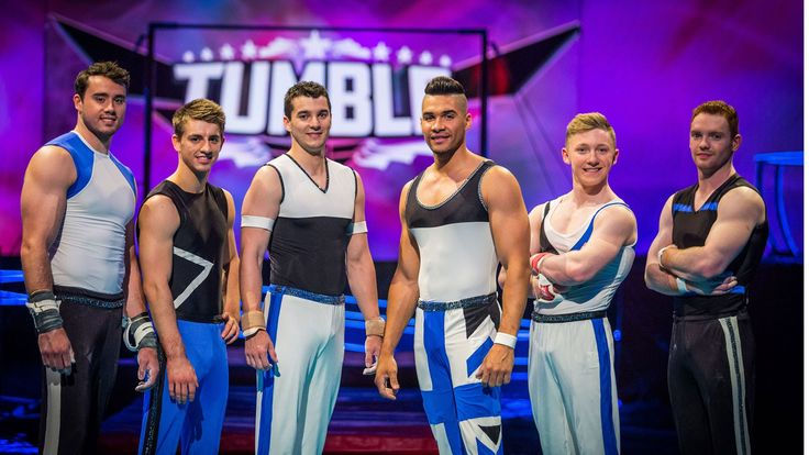 Louis Smith & Team GB Performance to 'Runaway Baby' - Tumble: Episode 1 ...
