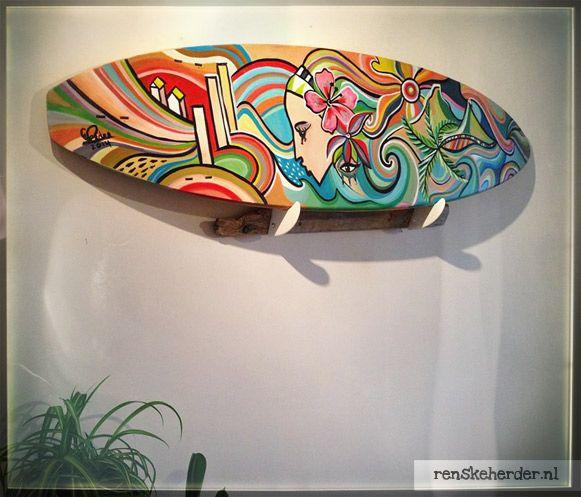 Dutch board art #surf #kunst