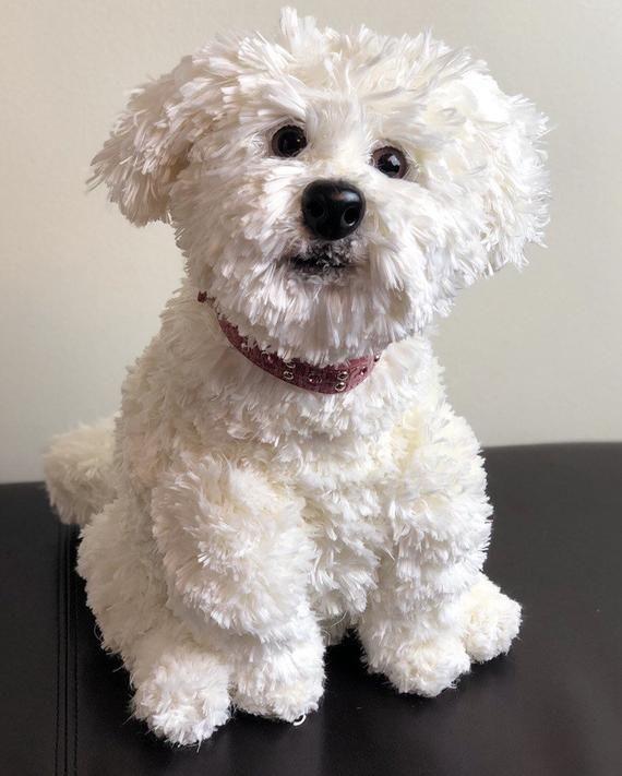 Crochet Dog Crochet Puppy Dog Crochet Pattern Dog Pattern Dog