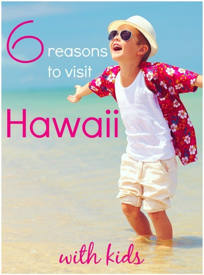 My six reasons to book a family holiday in Hawaii - from volcanoes to beaches and child-friendly adventure, not to mention seahorses and stargazing. Where to start when choosing a Hawaiian island, including the Big Island, Oahu and Maui. #hawaii #familyhawaii #hawaiiwithkids #mummytravels #maui #bigisland #kauai #oahu #southpacificwithkids #polynesiawithkids Image copyright https://depositphotos.com/portfolio-1793716.html