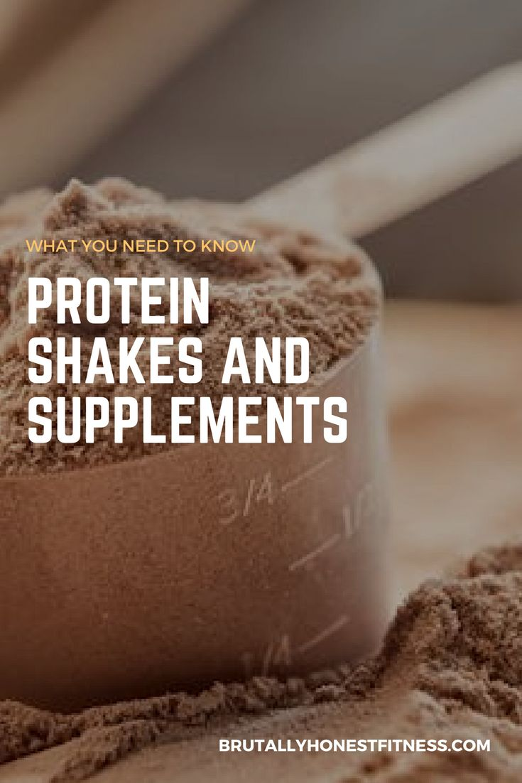 Muscle Building for Skinny Guys | Protein Shakes. Should you take them? Depends. If you consume enough protein to gain muscle mass exclusively from meats, beans and nuts, then you don't need protein supplements. It's not...