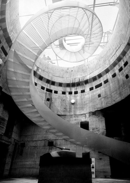 — Spiral. Concrete.