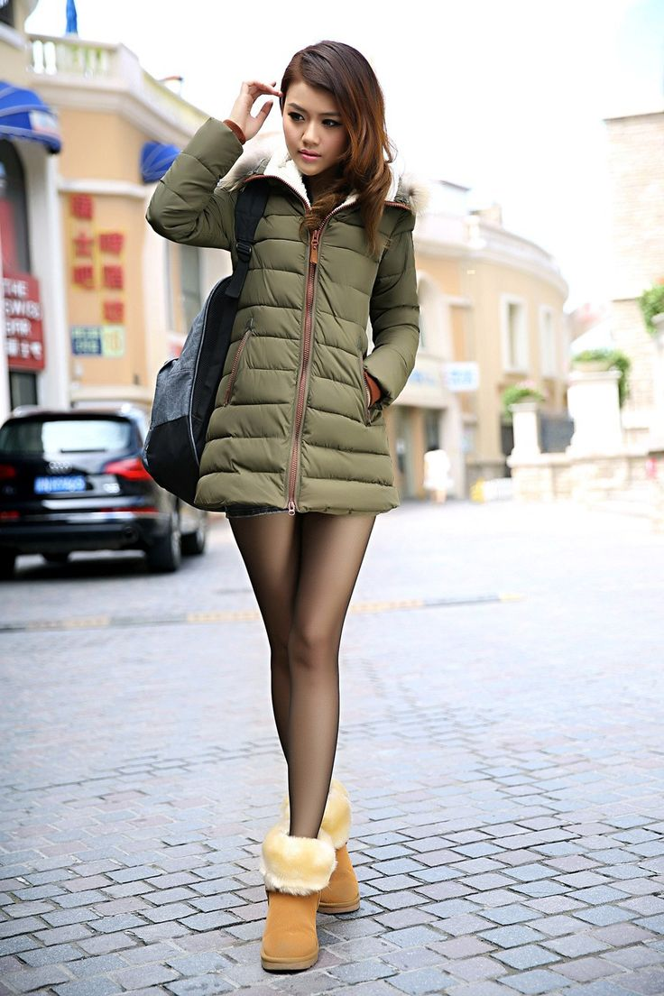 I love the colour of this coat, is so perfect for me.