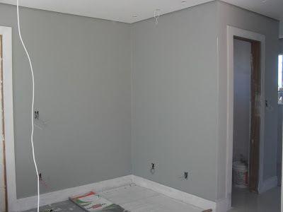 parede cinza cromio suvinil - Pesquisa Google