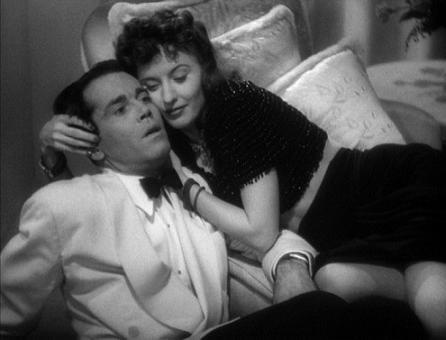 The Lady Eve (1941). Barbara Stanwyck. Oh how she plays Hoppsy! Oh, my how fast does Hoppsy fall in love with Jean or was it Eve? Silly man he is so confused isn't he? Ha ha!