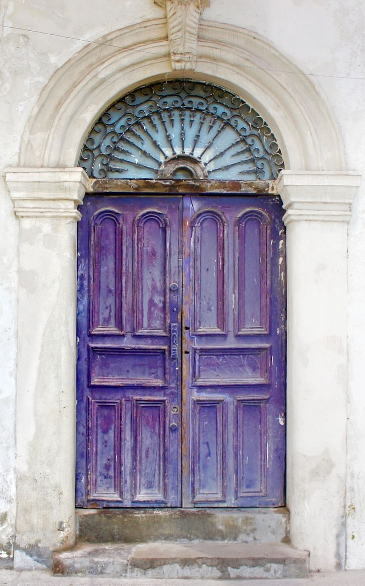 Monterrey Nuevo León Mexico door (not my picture but a great one) & 107 best Doors and windows - pink/purple images on Pinterest ...