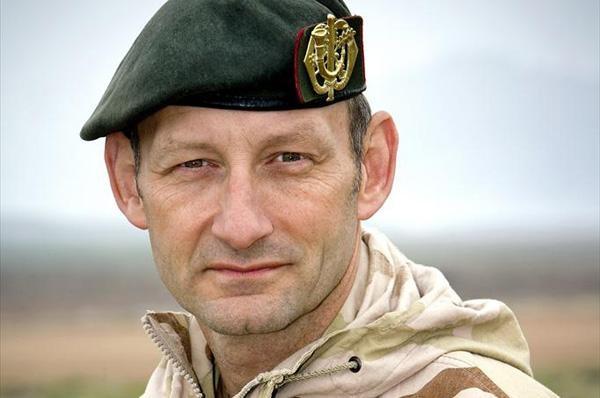 Generaal-majoor M. de Kruif, Regiment Limburgse Jagers